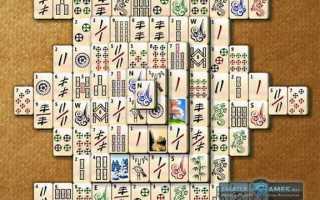 Как правильно разбирать маджонг