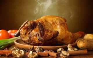 Как приготовить курицу гриль в духовке