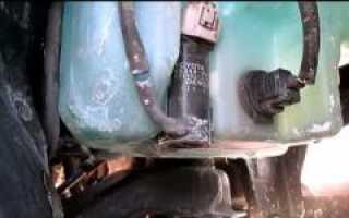 Как работает обогрев лобового стекла