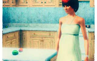 Как родить мальчика в Sims 3