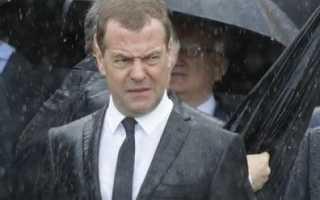 Чем болен Дмитрий Медведев