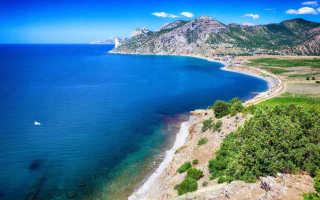Где лучше отдыхать в восточном Крыму