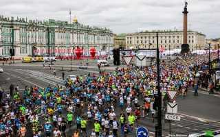 Зачем люди бегают марафоны