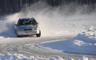 Что делать при заносе на переднеприводном автомобиле