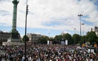 Почему французы празднуют день взятия Бастилии