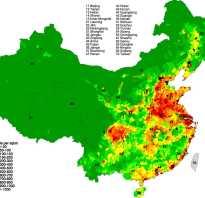 Какова численность населения Китая