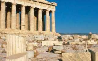 Какие есть достопримечательности в Греции