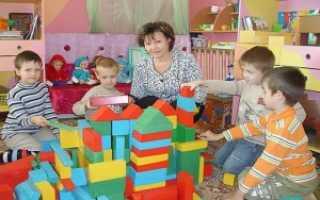Какие льготы предоставляются воспитателям детских садов