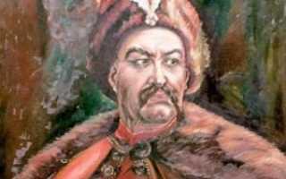 Что стало причиной восстания Богдана Хмельницкого
