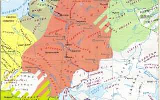 Как восточные славяне образовали древнерусское государство