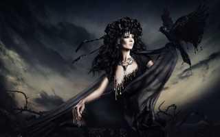 Кто такая Чёрная Вдова