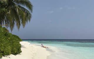Сколько градусов летом на Мальдивах