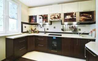 Как обновить кухонную мебель самоклеющейся плёнкой