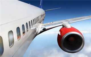 Как летает самолёт