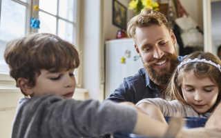 Почему дети любят родителей