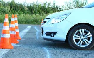 Как научиться чувствовать габариты автомобиля при вождении