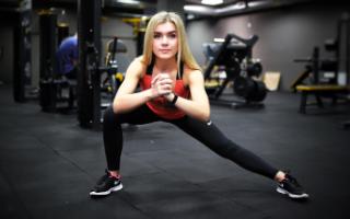 Как правильно войти в фитнес