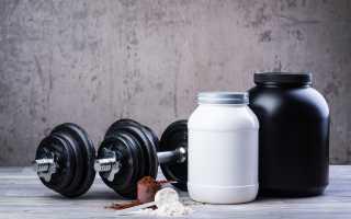 Как принимать спортивное питание