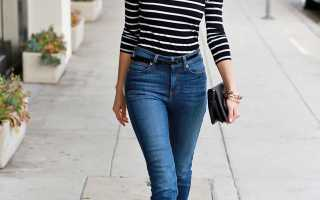 Что носят с джинсами