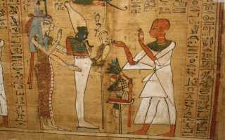 Какими знаниями обладали египетские жрецы
