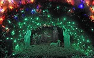 Что за праздник Рождество Христово